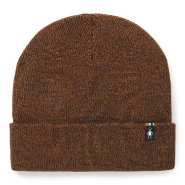SMARTWOOL - COZY CABIN HAT IN MONUMENT ORANGE