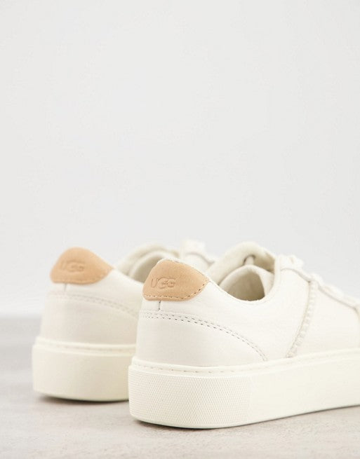UGG - DINALE IN COCONUT MILK LEATHER