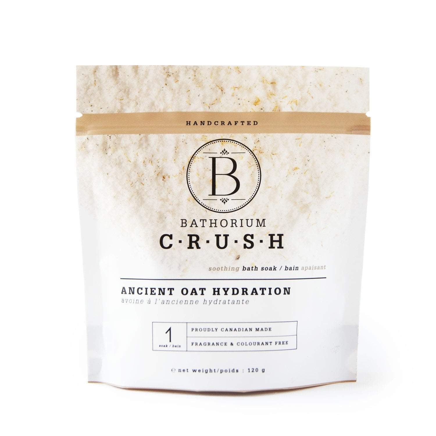 BATHORIUM - CRUSH ANCIENT OAT HYDRATION