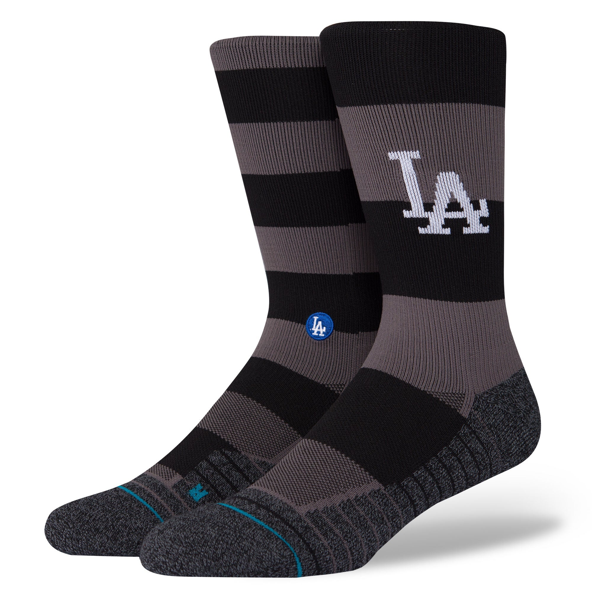 STANCE - MLB NIGHTSHADE DODGERS IN BLACK