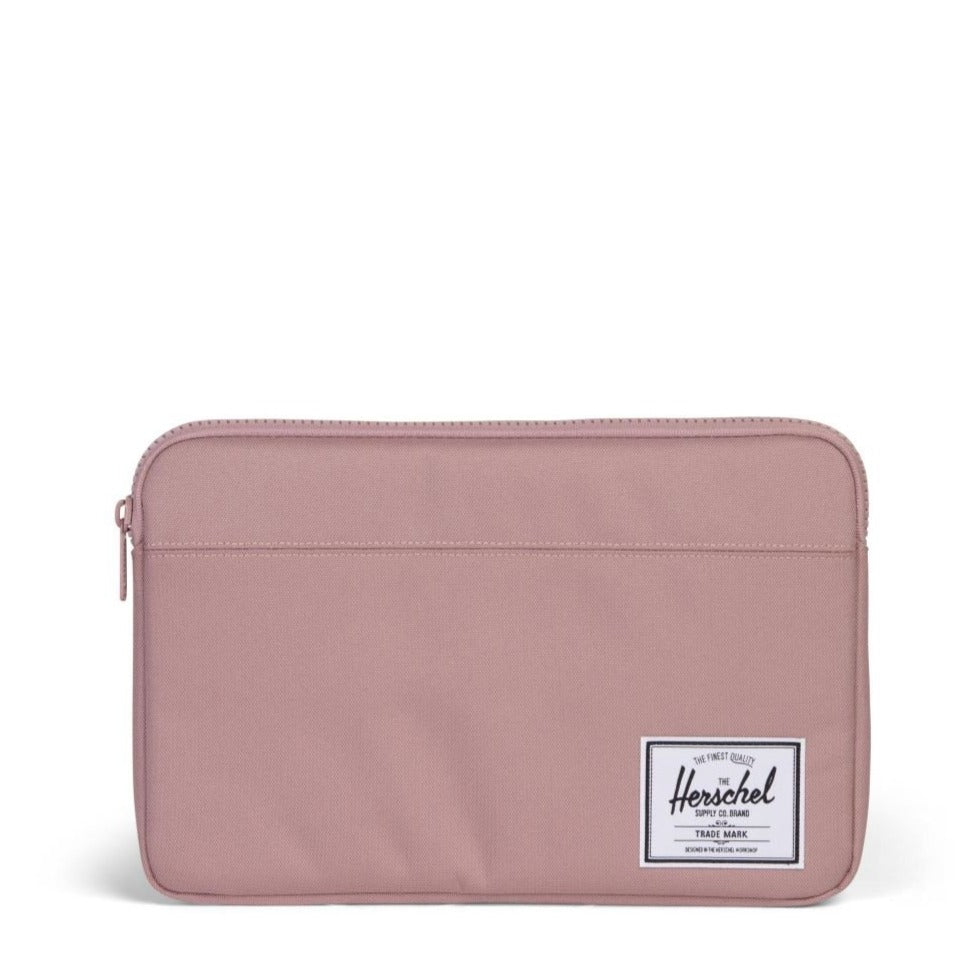 HERSCHEL - ANCHOR SLEEVE IN ASH ROSE