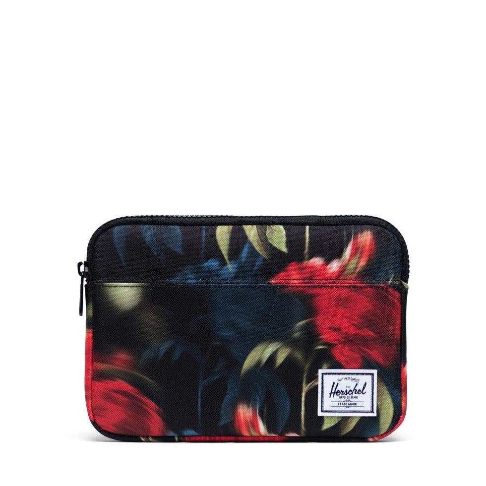 HERSCHEL - ANCHOR SLEEVE IN BLURRY ROSES
