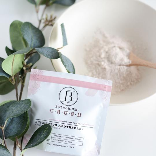 BATHORIUM - CRUSH EUCALYPTUS APOTHECARY 120G