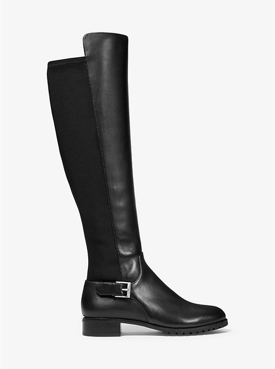 MICHAEL KORS - BRANSON BOOT IN BLACK