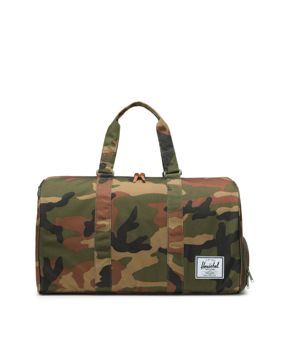 HERSCHEL - NOVEL DUFFLE IN WOODLAND CAMO
