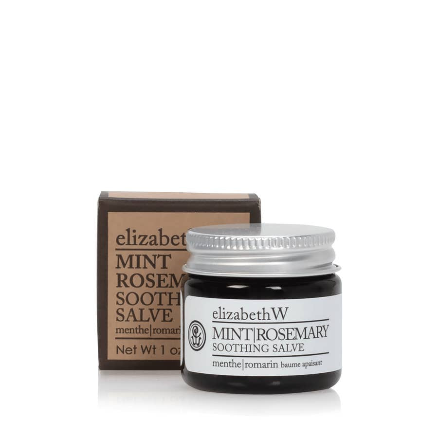 ELIZABETH W - MINT ROSEMARY SOOTHING SALVE