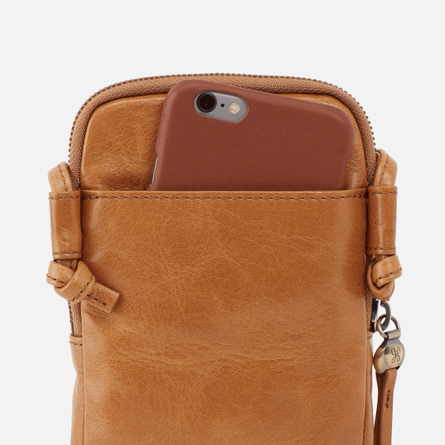 HOBO - FATE CROSSBODY IN HONEY