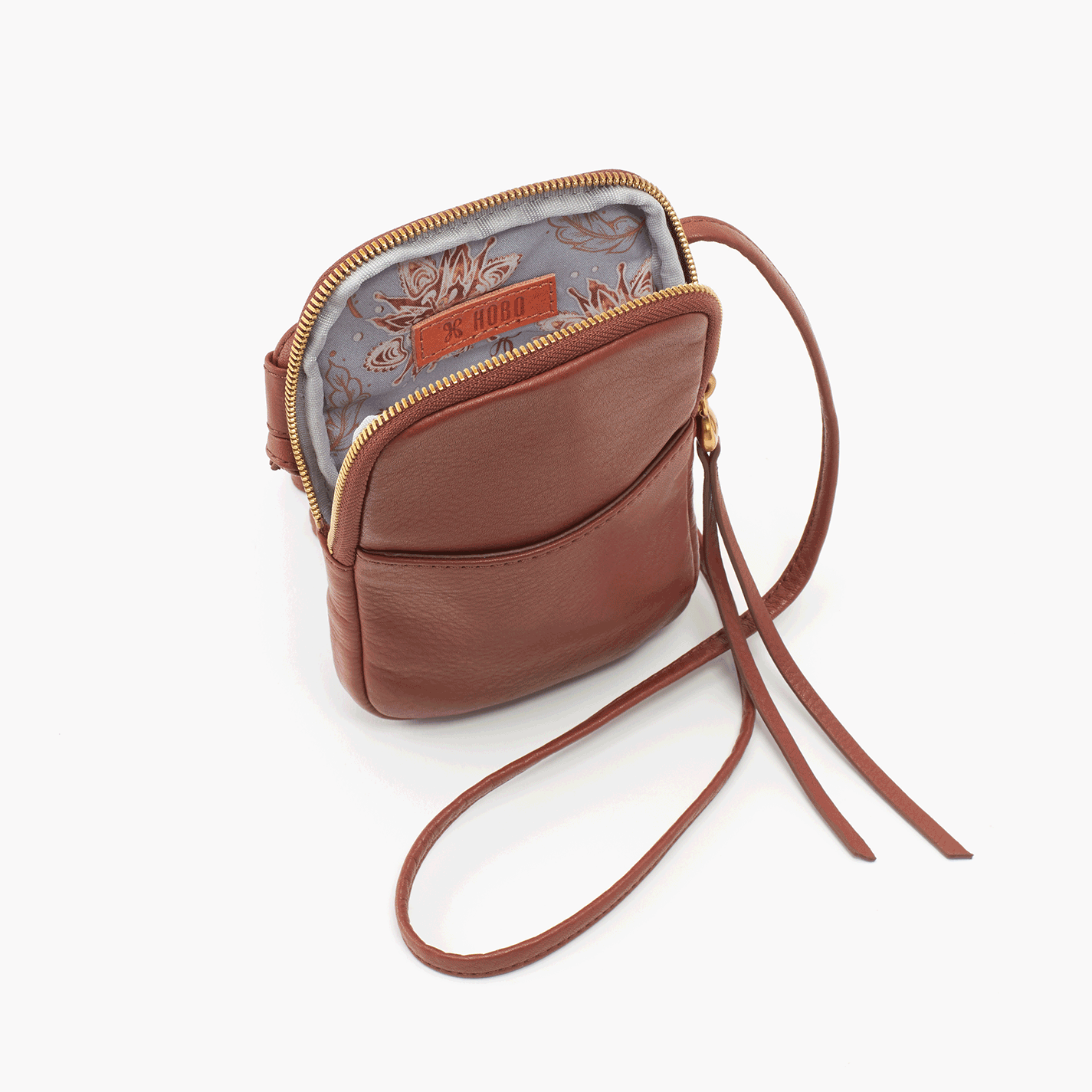 HOBO - FATE CROSSBODY IN TOFFEE
