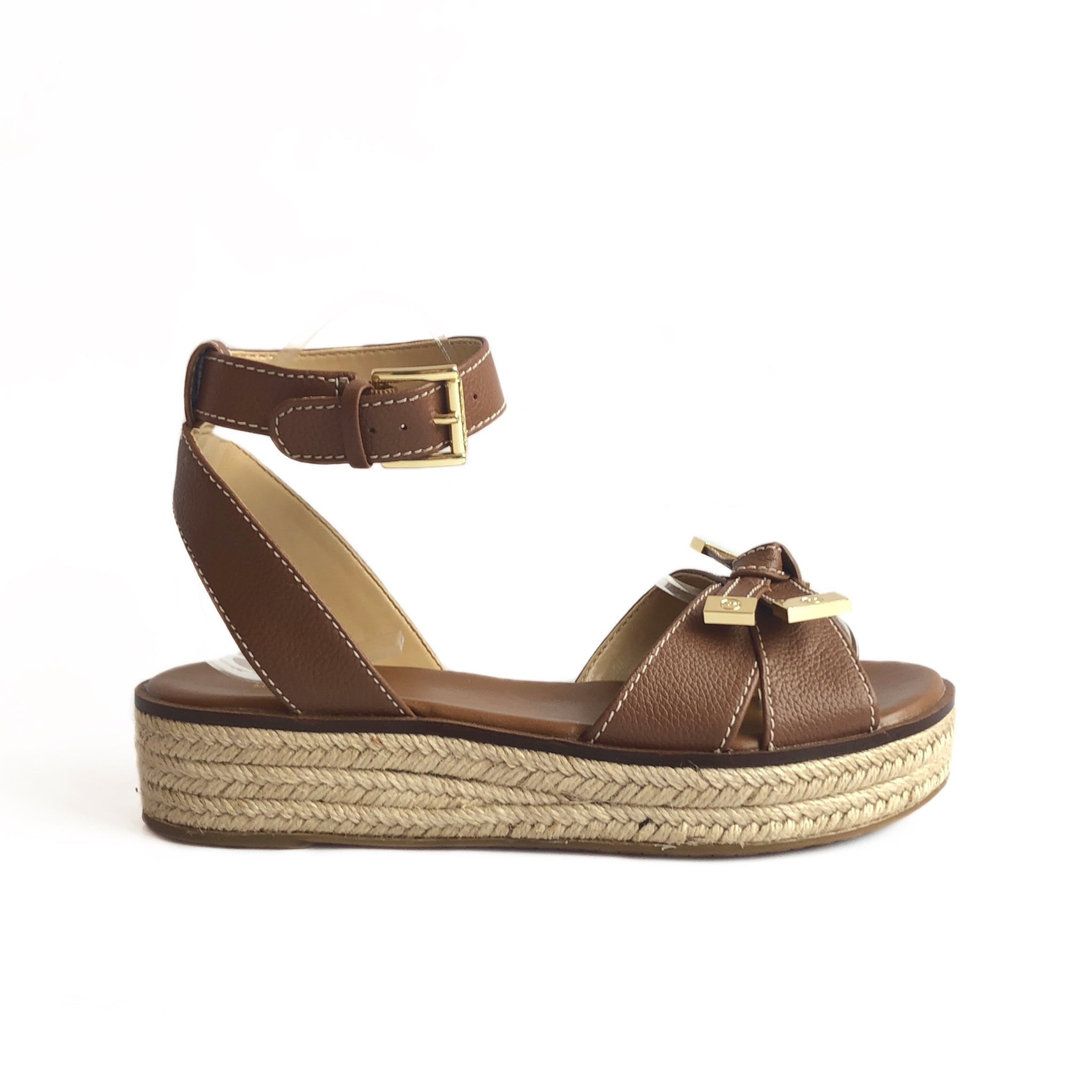 MICHAEL KORS - RIPLEY SANDAL IN LUGGAGE