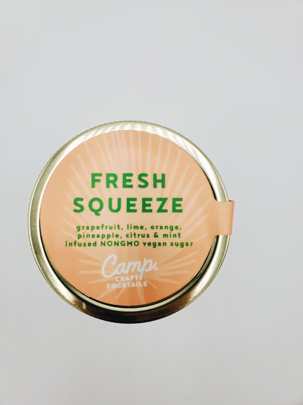 CAMP CRAFT COCKTAILS - 16OZ FRESH SQUEEZE