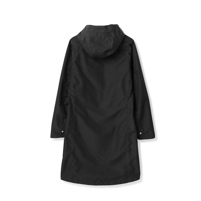 TRETORN - WOMENS GALE RAIN JACKET IN BLACK