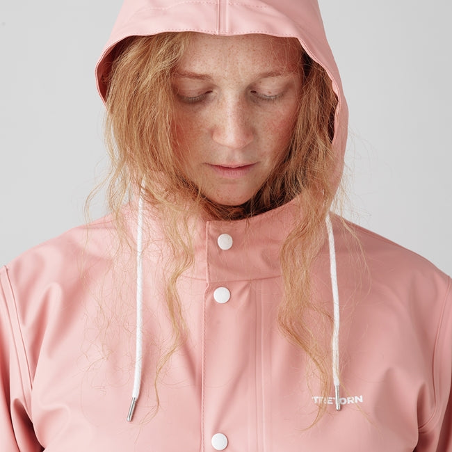 TRETORN - UNISEX WINGS RAIN JACKET IN HEATHER