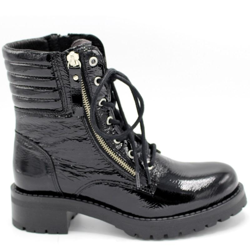 MIZ MOOZ - PARISH IN BLACK PATENT