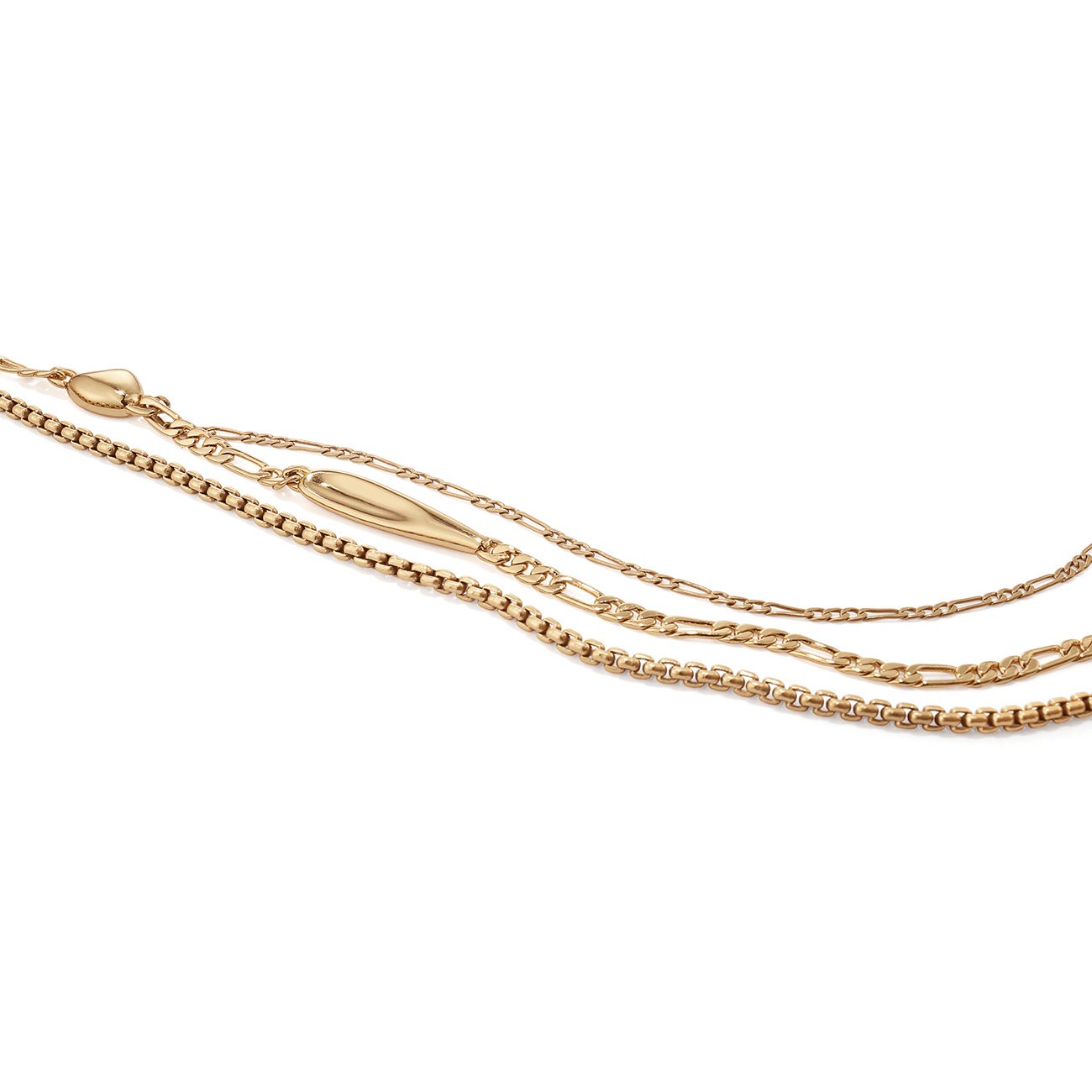 JENNY BIRD - SALENTO NECKLACE IN GOLD