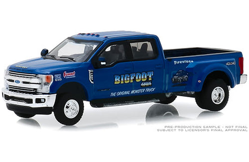 NOT A TOY - F-350 Lariat BIGFOOT Dually 1:64 Scale