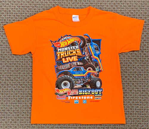 BIGFOOT Racer KIDS T-Shirt