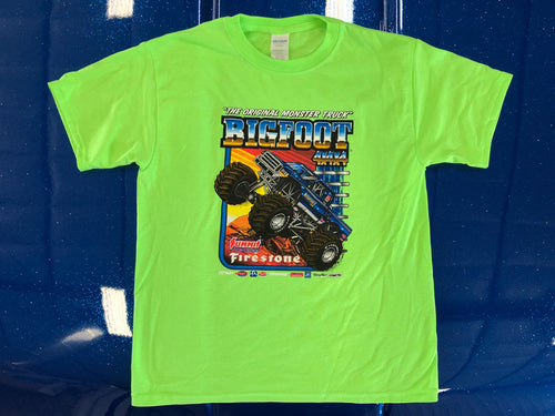 The Original Monster Truck BIGFOOT KIDS T-Shirt