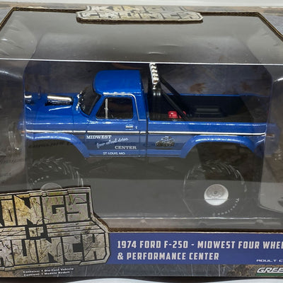 NOT A TOY - 1:43 Scale Midwest 4WD BIGFOOT Greenlight Collectibles Die-Cast
