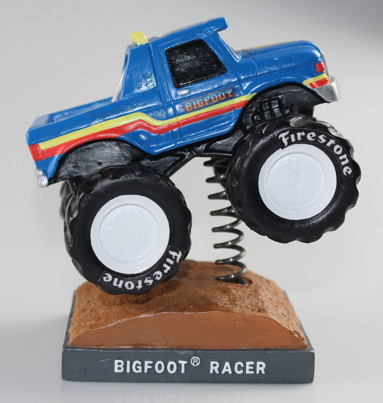 BIGFOOT Racer Bobblehead
