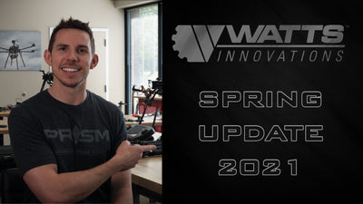 Hello From Watts Innovations! Spring 2021 Update
