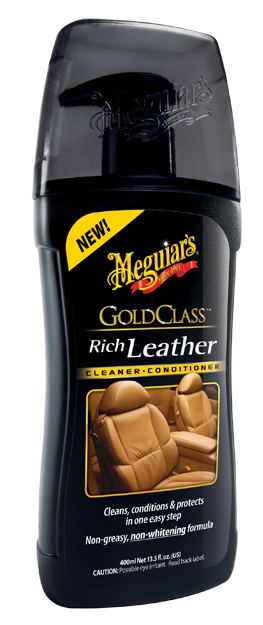 MEGUIARS RICH LEATHER CLEANER CONDITIONER