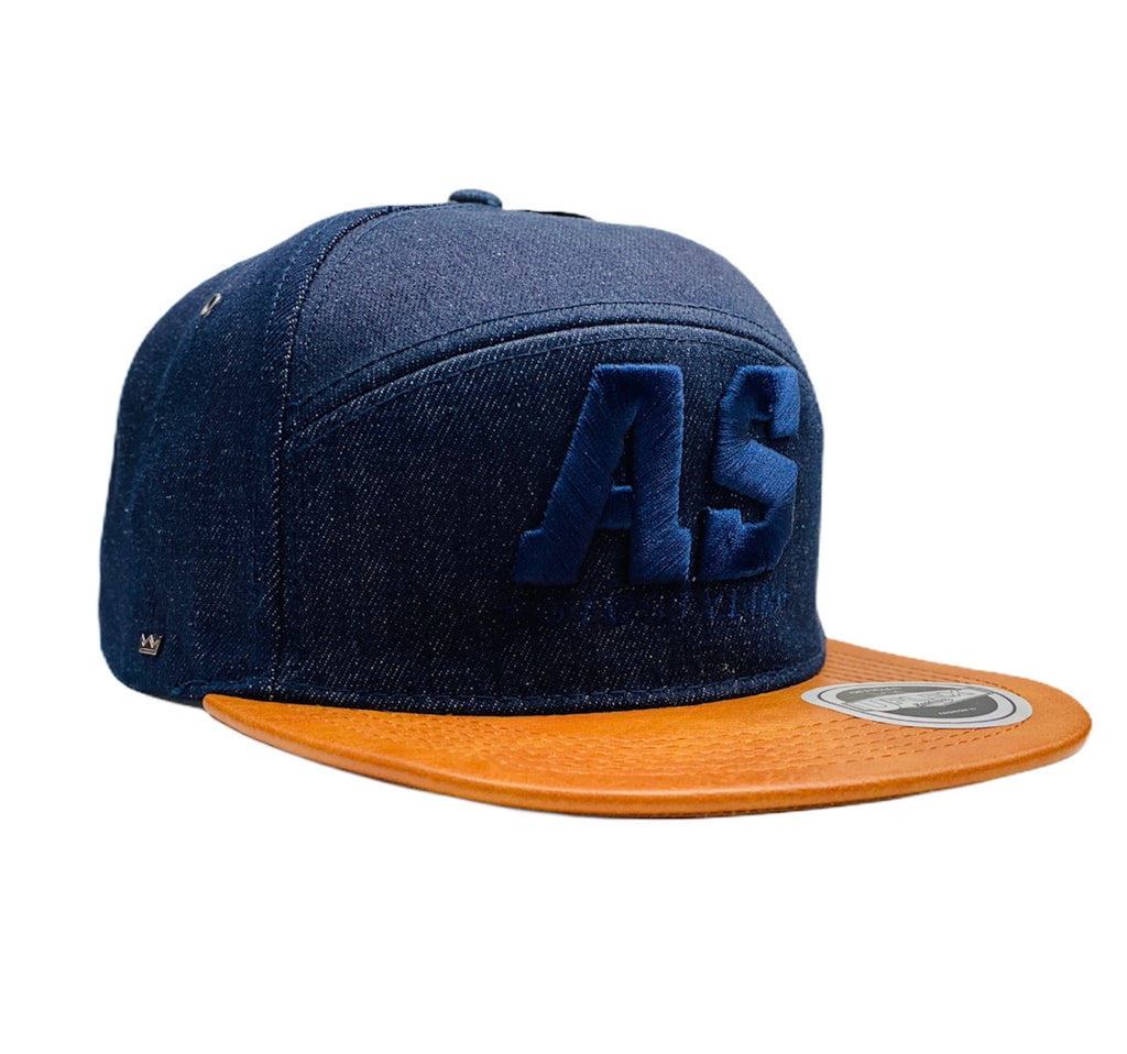 AUTOSTYLING SNAPBACK CAP DENIM