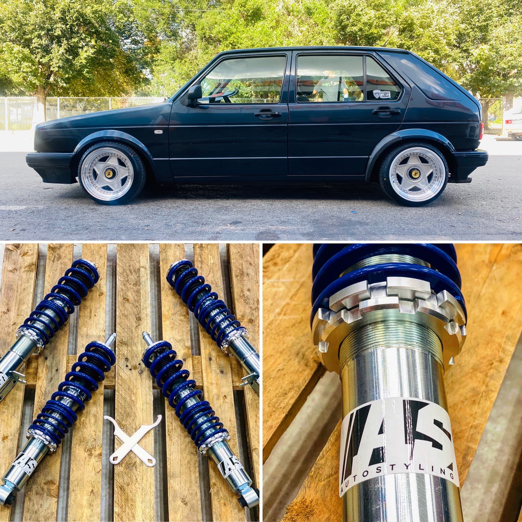 ARC COILOVERS VW MK1 - Autostyling Klerksdorp