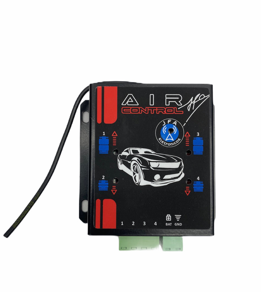 JFA AIR SYSTEM REMOTE CONTROL