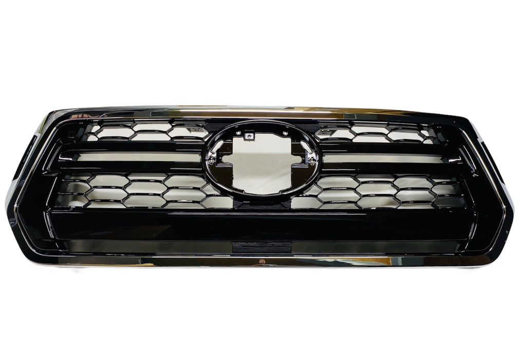 TOYOTA HILUX REVO NORMAL CHROME GRILL