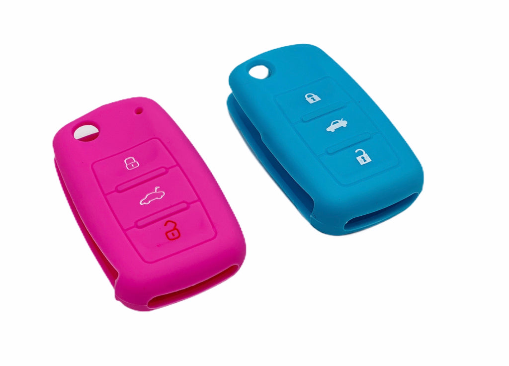 VW GOLF SILICONE KEY COVER