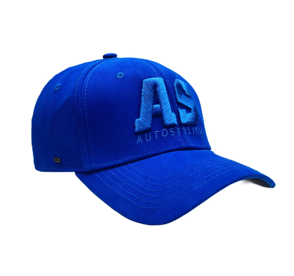 AUTOSTYLING BASEBALL CAP ROYAL BLUE
