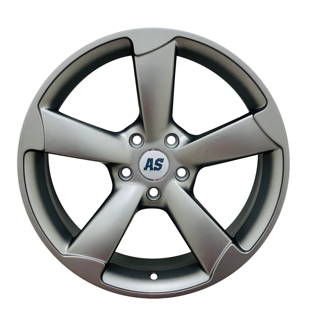 "18"" AS- RS3 5/112 GUNMETAL"