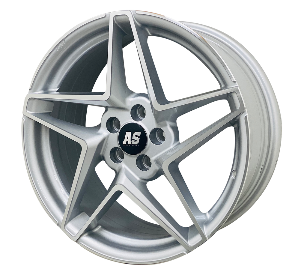 "17"" AS- RARI 4/100 SILVER - Autostyling Klerksdorp"