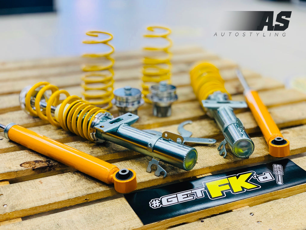 FK COILOVERS VW POLO 6 / VIVO / TSI - Autostyling Klerksdorp