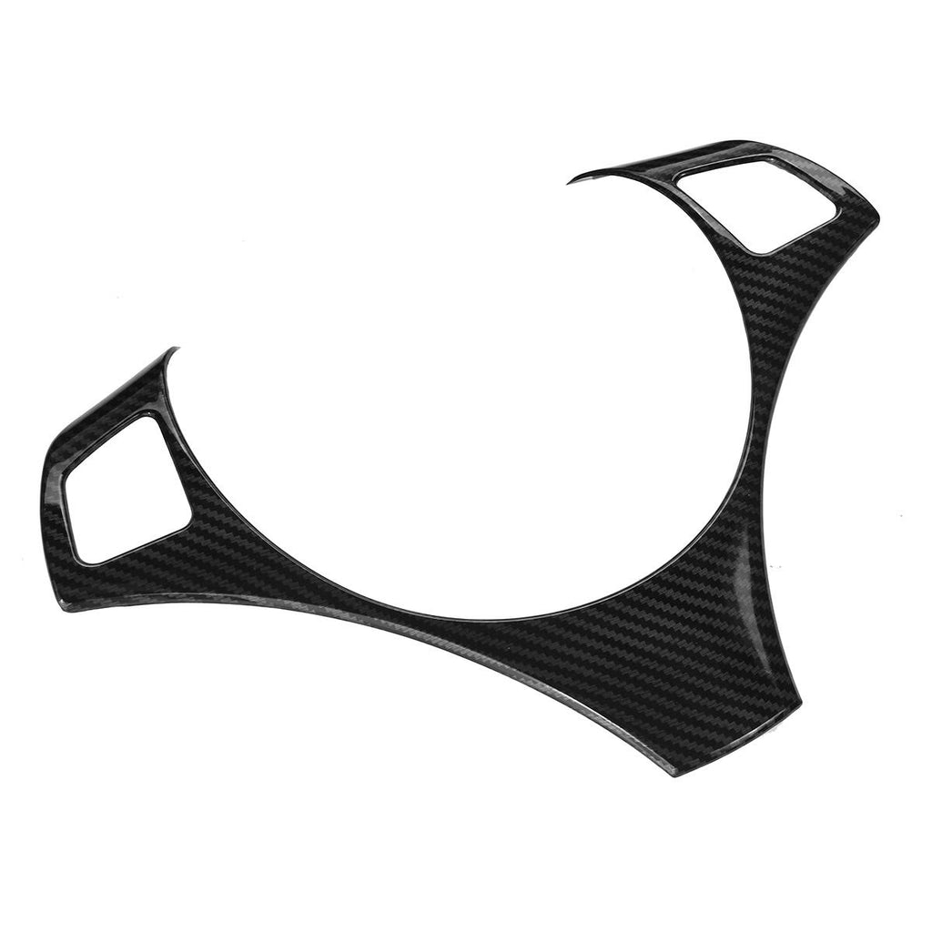 E90 STEERING WHEEL CARBON LOOK INSERT