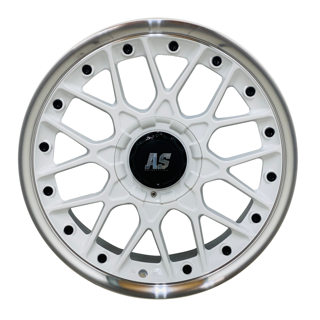 "17"" AS- CONCAVE 5/112 5/120 WHITE"