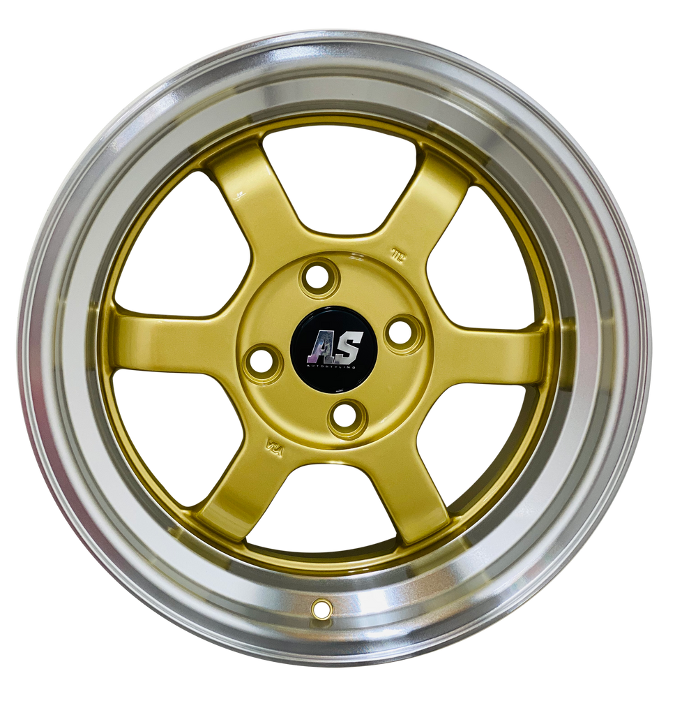 "15"" AS- RAYS GOLD"