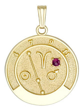ARIES 14K Gold Pendant (March 21 - April 20)