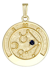 TAURUS 14K Gold Pendant (April 21 - May 21)
