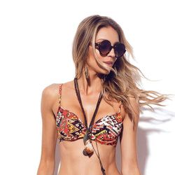 CORA Push-up Bikini Top-Brazilian-Swimwear-VOLP