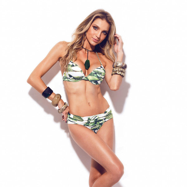 RESORT Push-up Bikini Set-Brazilian-Swimwear-VOLP