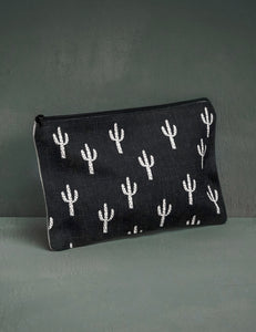 Saguaro Cosmetic Pouch