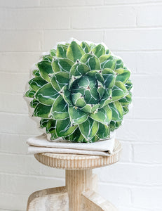 Agave Victoria Pillow