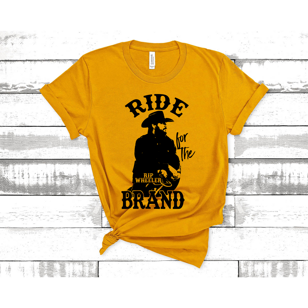 Ride For the Brand Graphic Tee