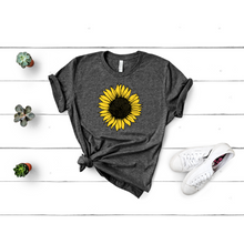 Load image into Gallery viewer, Sunflower Graphic Tee or Tank