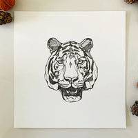 Tiger - Meredith Richey Art