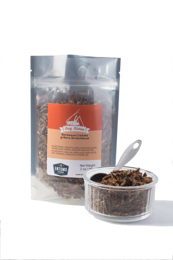 Barbeque Crickets - Large Bag