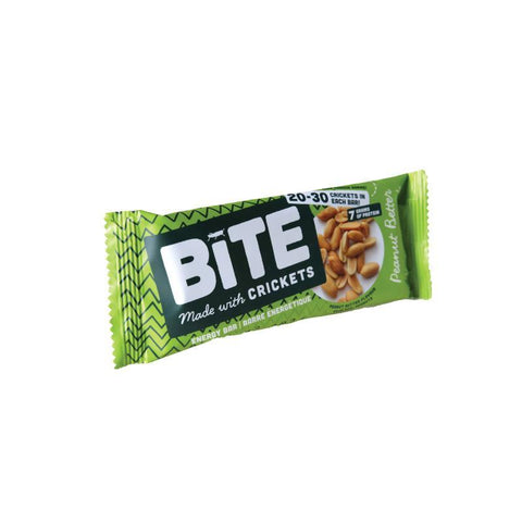 Bite Snacks - Peanut Butter Energy Bar
