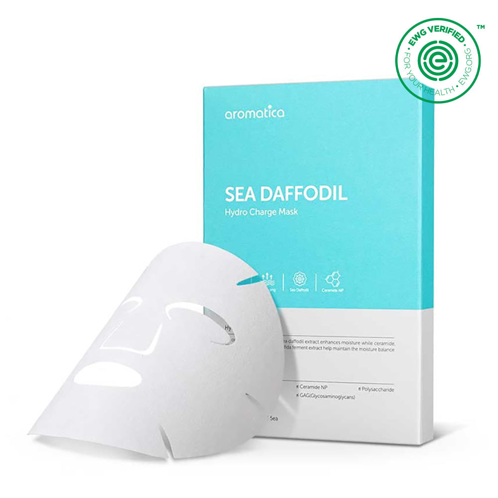 Sea daffodil hydro charge Sheet mask