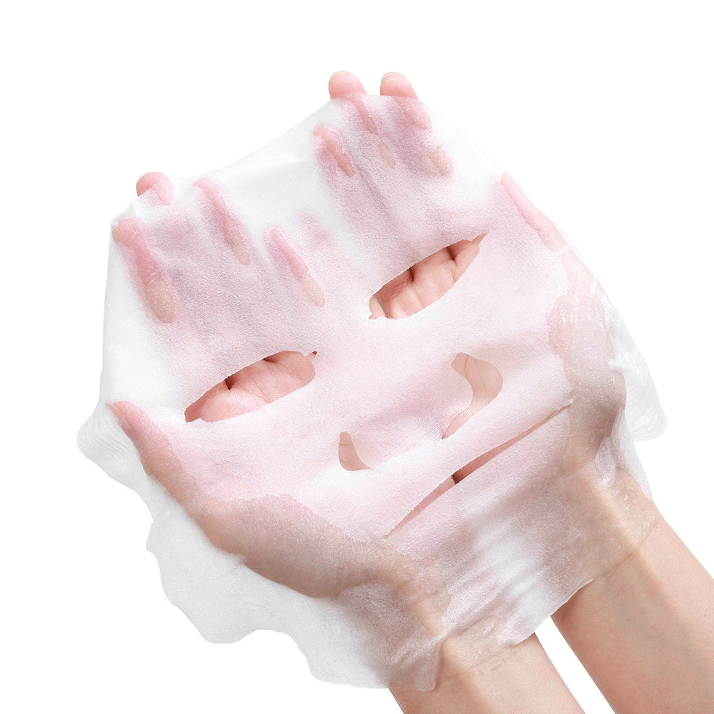 Happy vegan Madecassoside Relaxing sheet Mask